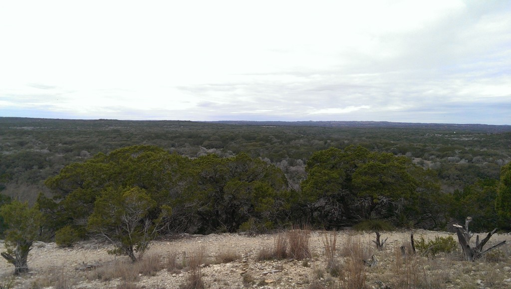 Miles and Miles of Hill Country