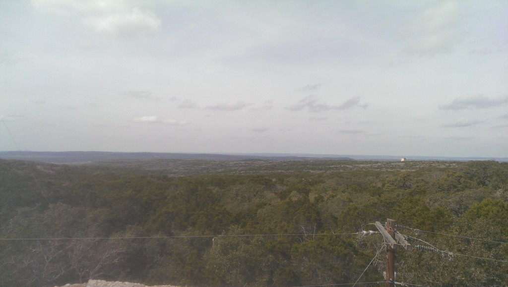 Observation Tower View